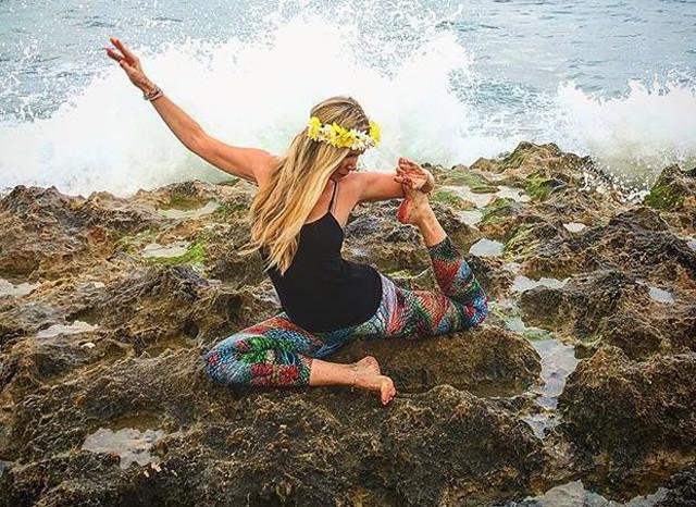 Angie Yoga Instructor